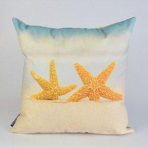 Almofada Náutica Estrelas na Praia