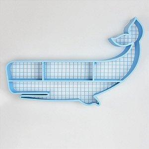 Prateleira Baleia Azul