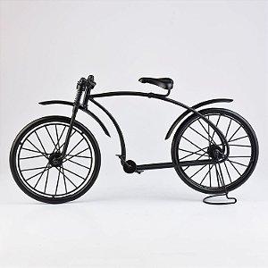 Enfeite Bicicleta Retro de Mesa