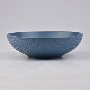 Tigela Claire Azul
