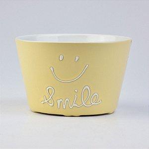 Bowl Ramekin Smile Creme