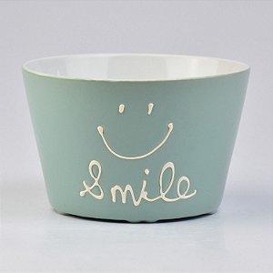 Bowl Ramekin Smile Azul Claro