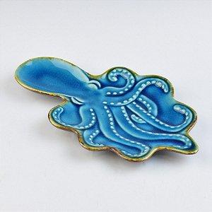 Petisqueira Polvo em Cerâmica