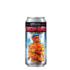 Cerveja Botocudos Urucum Roots New England Double IPA 473ml
