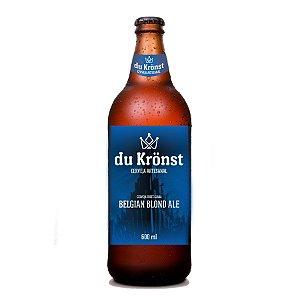 Cerveja du Kronst Belgian Blond Ale 600ml