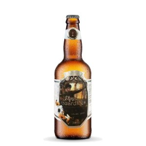 Cerveja Floresta Elfica American Amber Ale Elfos Guardiões 500ml