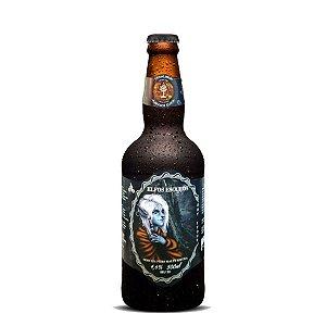 Cerveja Floresta Elfica Dry Stout Elfos Escuros 500ml