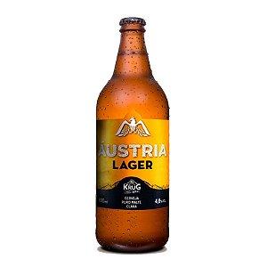 Cerveja Krug Austria Lager 600ml