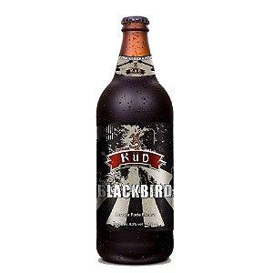 Cerveja Küd Blackbird Black IPA 600ml