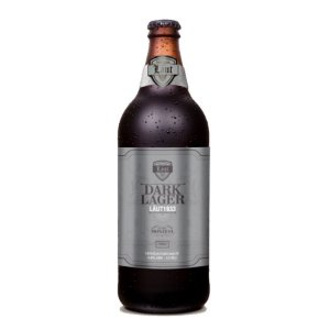 Cerveja Läut The Dark Dark Lager 600ml