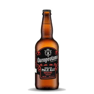 Cerveja Ouropretana English Pale Ale 500ml