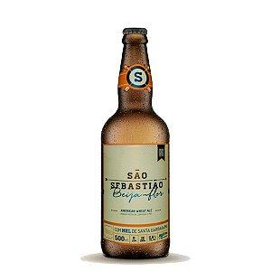 Cerveja São Sebastião Beija-flor American Wheat Ale 500ml