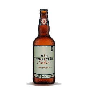 Cerveja São Sebastião Sabiá Ordinary Bitter 500ml