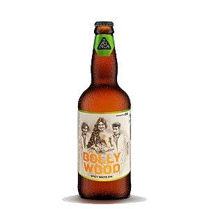 Cerveja Trinca Bollywood Spicy White IPA 500ml