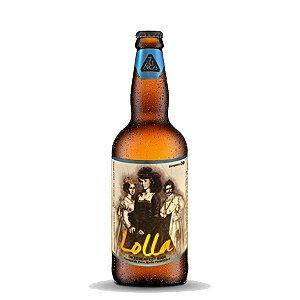 Cerveja Trinca Lolla Oktoberfest 500ml
