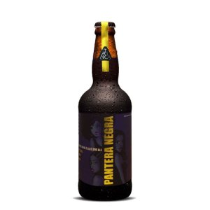 Cerveja Trinca Pantera Negra Strong India Black Rye Ale 500ml