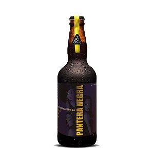 Cerveja Trinca Pantera Negra Strong India Black Rye Ale 500ml