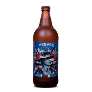 Cerveja Verace King's Cross English Pale Ale 600ml