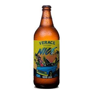 Cerveja Verace Nice Hop Lager 600ml