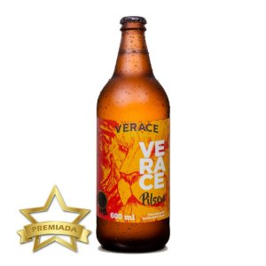 Cerveja Verace Pilsen 600ml