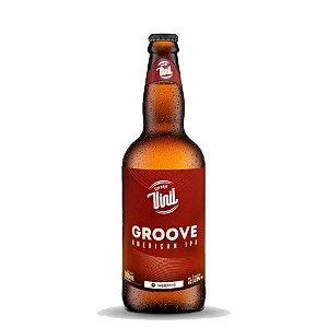 Cerveja Vinil Groove American IPA 500ml