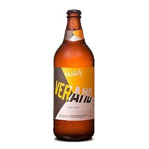 Cerveja Wäls Pale Ale Verano 600ml