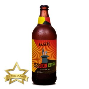 Cerveja Wals Session Citra 600ml