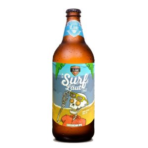 Cerveja Laut Surf American Ipa 600ml