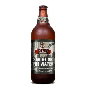 Cerveja Küd Smoke on The Water Smoked Ale 600ml
