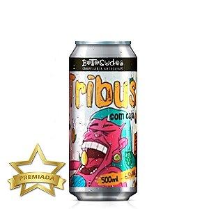 Cerveja Botocudos Tribus Juicy IPA 473ml