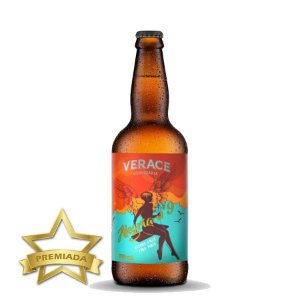 Cerveja Verace Alegria nº 9 Vienna Lager 500ml