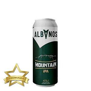 Cerveja Albanos Mountain IPA 473ml