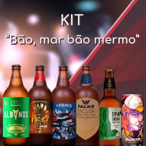 Kit Bão, mar bão mermo