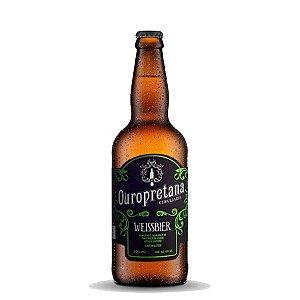 Cerveja Ouropretana Weissbier 500ml