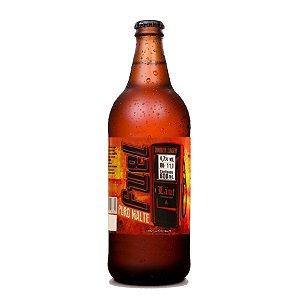 Cerveja Läut Fuel Amber Lager 600ml