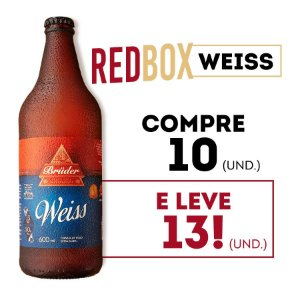 Red Box Weiss