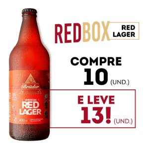 Red Box Red Lager