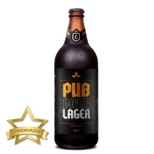 Cerveja Caraça PUB Dark Lager