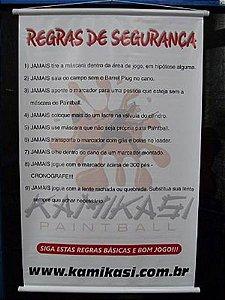 Banner de Segurança Kamikasi