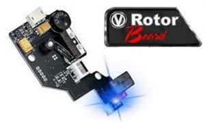 Virtue - Placa para Loader Dye Rotor