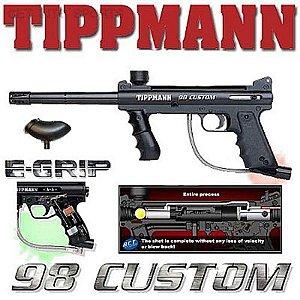 Marcador Tippmann 98 ACT Egrip