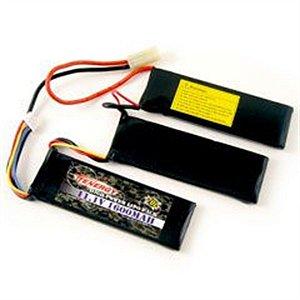 Bateria LI-Po 11,1v 1600mah 20C Crane Style