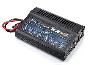 Carregador Hitec X2-400 DC Multicharger