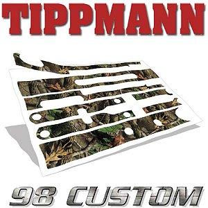 Tippmann- Kit Camuflagem p/ Tippmann 98