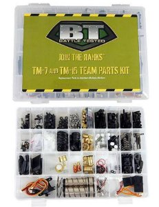 BT TM7/15 Kit Parts Team