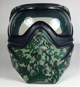 Máscara V-Force Grill SE Jungle Camo Green