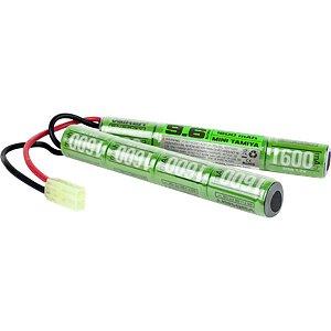 Bateria V Energy 9,6v NiMH 1600mah Butterfly