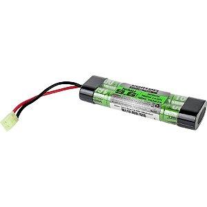Bateria V Energy 9,6v NiMH 1600mah Flat Brick Mini