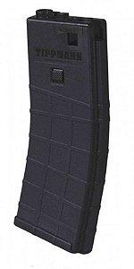 Magazine Air Soft Tippmann M4 80 bolas c/suporte para 12 gramas