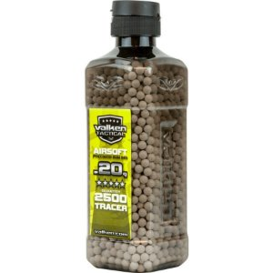 BBs V-Tatical 0.20g 2.500ct Bottle TRACER